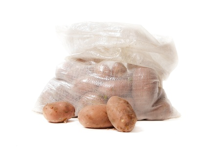 several kilograms of recently collected potato harvest Stock Photo - 13704549