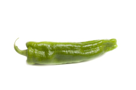 a pepper, an ingredient for many different meals Stock Photo