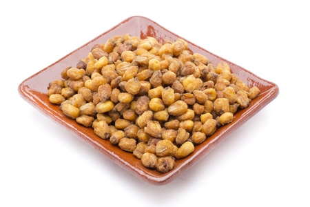 nuts as snacks to dinners and meetings Stock Photo - 18514946