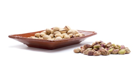 nuts as snacks to dinners and meetings Stock Photo - 18514906
