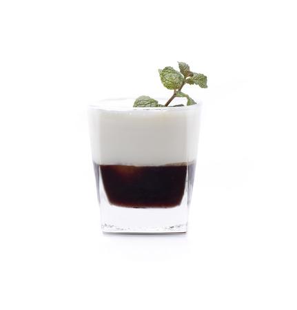 monte cristo: one based coffee cocktail called Monte Cristo