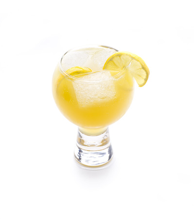 a cocktail made with vodka and orange juice