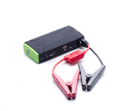 Portable battery power for charging all kinds of devices and car boot