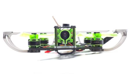micro drone racing with camara fpv
