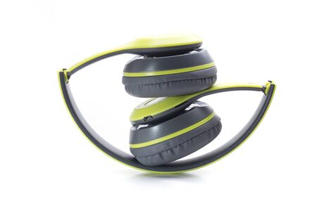 wireless headphones with the possibility of autonomous playback