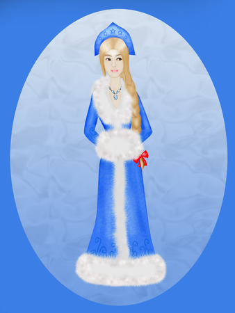 kısrak: Snow maiden
