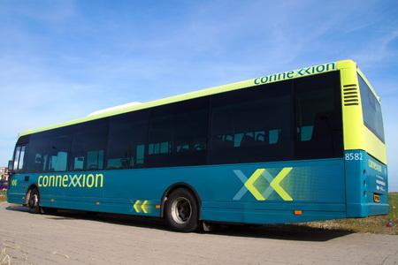 Connexxion bus Dutch public transport