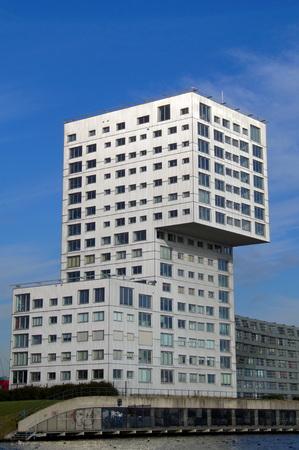 silverline: Modern Apartment building Silverline Almere