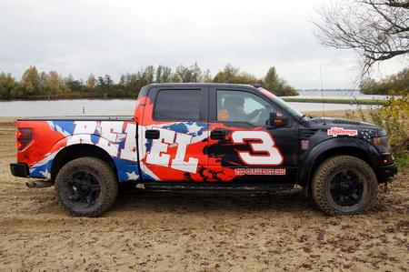 camioneta pick up: Ford F150 Raptor - pick-up