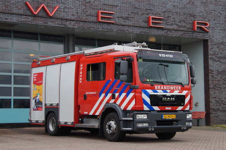 fire engine: Dutch fire engine