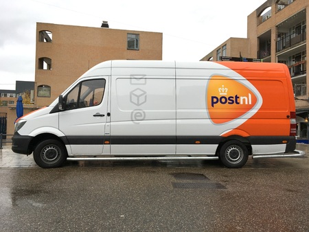 royal mail: PostNL of - Dutch mail