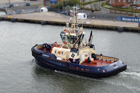 Tugboat: Svitzer tugboat Tyne