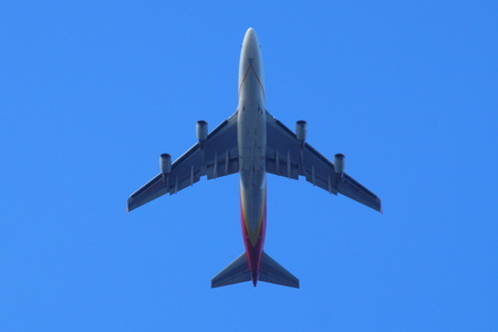 Yangtze River Express Boeing 747 Jumbo Jet