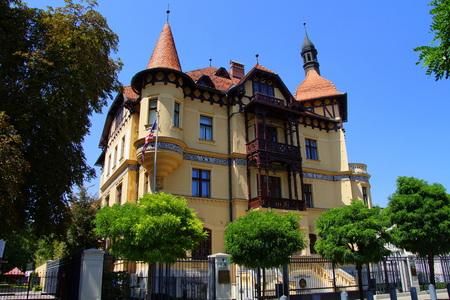 Embassy of the United States in Ljubljana, Slovenia