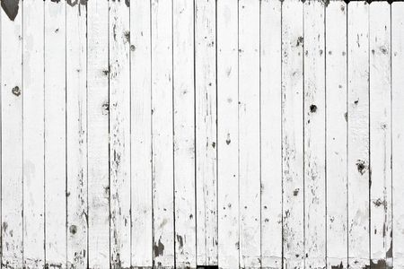 Witte fence achtergrond