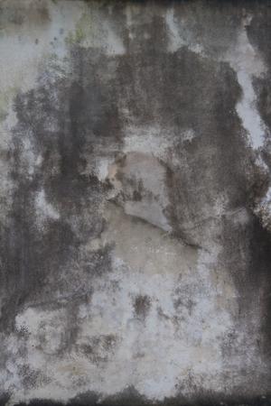 질감 또는 배경으로 사용하기 위해 변색 된 콘크리트