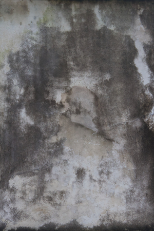 discolored: Discolored concrete for use as a texture or background