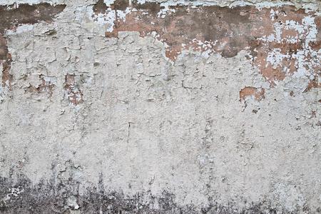 Peeling paint and concrete texture