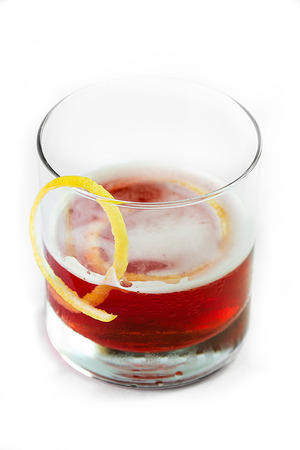A sazerac cocktail New Orleans favorite Stock Photo