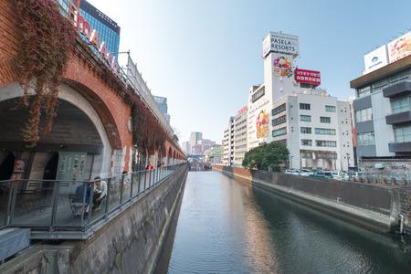 Electric Town: Akihabara area in Tokyo,Japan;19th Mar 2017