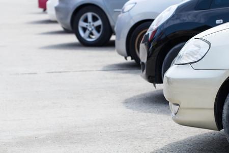 multi story car park: Car park in parking lot-2