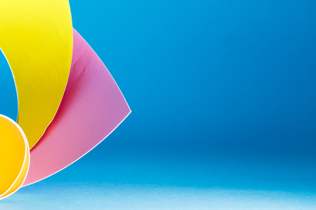 abstract and background from color paper-3
