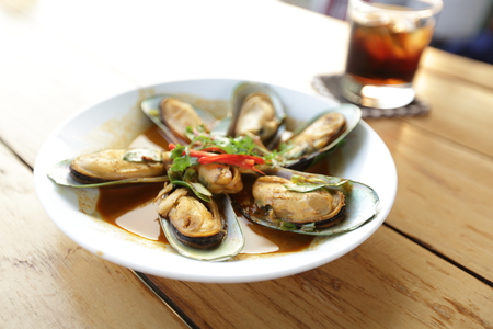 nether: shellfish makes straight for seafood