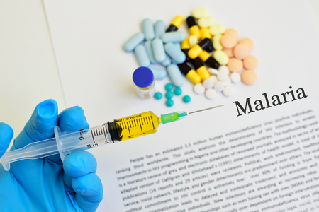 parasite: Drugs for malaria parasite treatment