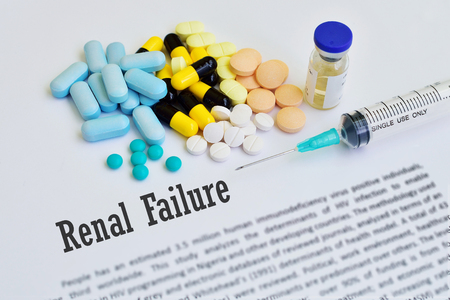renal: Drugs for renal failure treatment