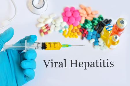 hepatitis: Viral hepatitis