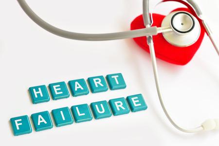 Heart Failure Stockfoto