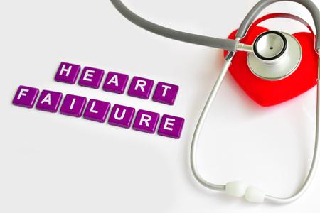 heart failure: Heart Failure Stock Photo