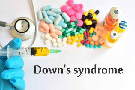downs syndrome: Drugs for Downs syndrome treatment