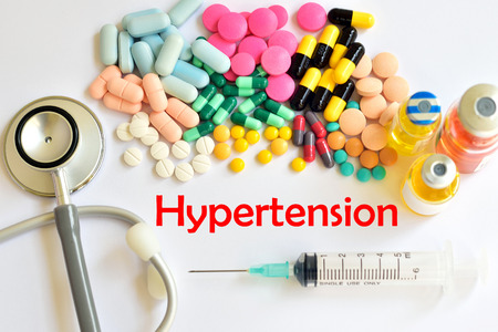 Drugs for hypertension