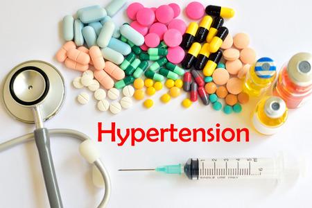 hypertension: Drugs for hypertension