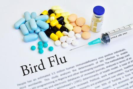 Drugs for Bird Flu treatment