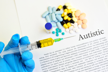 developmental disorder: Drugs for Autistic treatment
