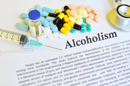 alcoholism: Drugs for alcoholism treatment