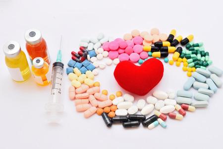 lipoprotein: Heart healthy concept