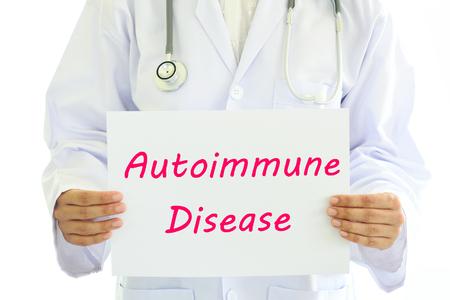 autoimmune: Autoimmune disease