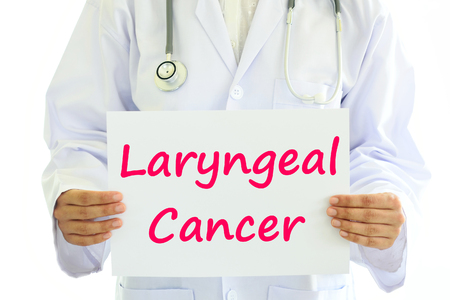 radiotherapy: Laryngeal cancer