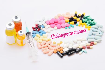 biliary: Drugs for cholangiocarcinoma treatment