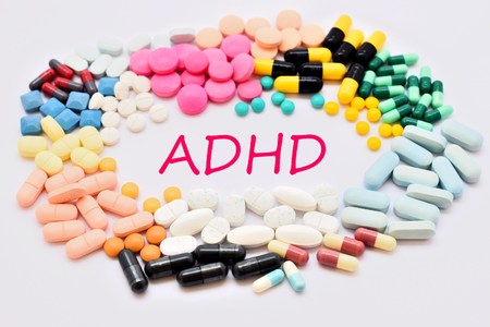 hyperactivity: Drugs for Attention Deficit Hyperactive Disorder, ADHD