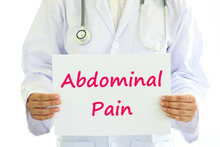 dolor abdominal: Dolor abdominal