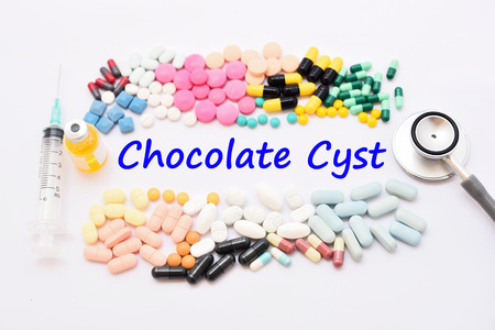 cyst: Drugs for chocolate cyst treatment