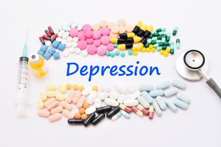 major depression: Drugs for depression treatment