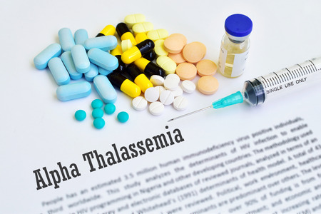 congenital: Drugs for alpha thalassemia treatment
