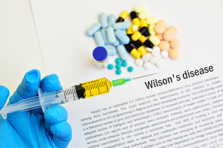 heredity: Drugs for Wilsons disease treatment