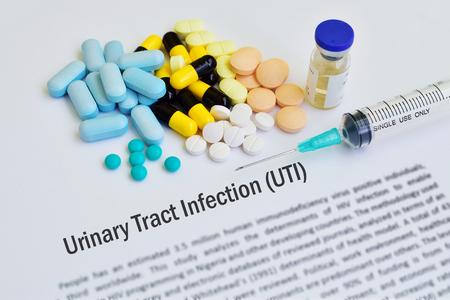 Urinary tract infection (UTI) treatment