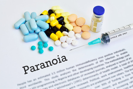 Drugs for paranoia treatment